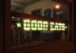 "Credit: Mel Hein Caption: Mel Hein's green bike was stolen last September from outside her café, ""Good Eats"" in downtown Ottawa"