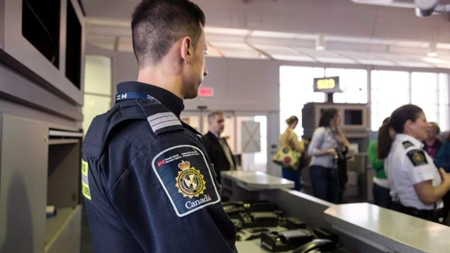 The Canadian Border Service Agency has received 13 complaints of sexual assaults since January 2003. Photo Credit: Darren Calabrese/Canadian Press